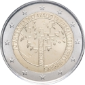 2 Euro 2018, Andorra, 70th Anniversary of the Universal Declaration of Human Rights