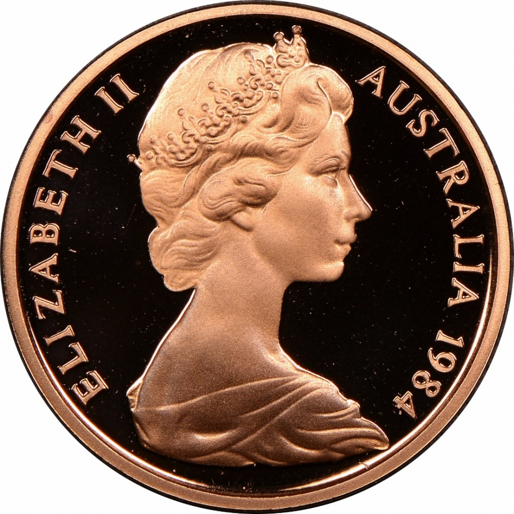 1 Cent Australia 1966 1984 Km 62 Coinbrothers Catalog