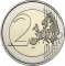 2 Euro 2016, KM# 3248, Austria, 200th Anniversary of the Oesterreichische Nationalbank