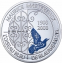 10 Euro 2008, KM# 266, Belgium, Albert II, Europa Coin Programme, 100th Anniversary of the Blue Bird Play