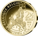 2½ Euro 2019, Belgium, Philippe, Brussels Grand Départ and 100th Anniversary of the Yellow Jersey