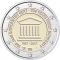 2 Euro 2017, Belgium, Philippe, Universities in Belgium, 200th Anniversary of the Ghent University