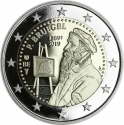 2 Euro 2019, Belgium, Philippe, 450th Anniversary of Death of Pieter Bruegel the Elder