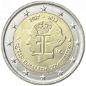 2 Euro 2012, KM# 317, Belgium, Albert II, 75th Anniversary of the Queen Elisabeth Music Competition