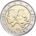 2 Euro 2005, KM# 240, Belgium, Albert II, Belgium-Luxembourg Economic Union