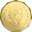 1 Dollar 2019, Canada, Elizabeth II, 50th Anniversary of the Decriminalization of Homosexuality in Canada, Equality