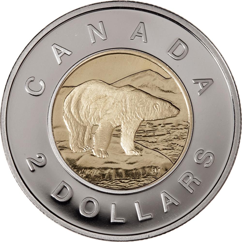 2 Dollars Canada 1996-2003, KM# 270 | CoinBrothers Catalog