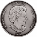 250 Dollars 2017, Canada, Elizabeth II, The Canadian Coin Collection