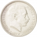 2 Kroner 1930, KM# 829, Denmark, Christian X, 60th Anniversary of Birth of Christian X