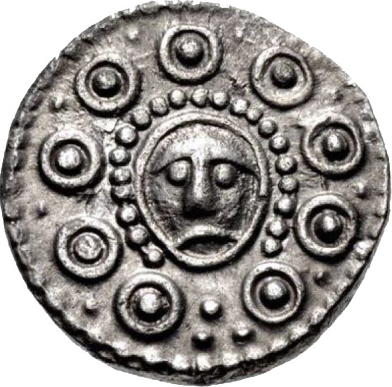 1 Sceat England Anglo Saxon 720 745 Ad Coinbrothers Catalog
