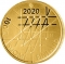 100 Euro 2020, Finland, Republic, 100th Anniversary of the University of Turku