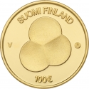 100 Euro 2019, Finland, Republic, Constitution Act of Finland 1919