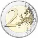 2 Euro 2012, KM# 182, Finland, Republic, 150th Anniversary of Birth of Helene Schjerfbeck