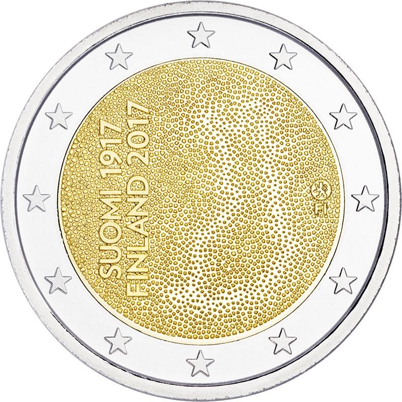 Harvinaiset Euron Kolikot