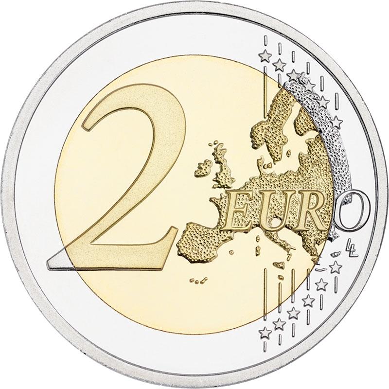 2 Euron Kolikko 2021