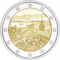 2 Euro 2018, Finland, Republic, Finnish National Landscapes, Koli