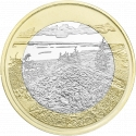 5 Euro 2018, Finland, Republic, Finnish National Landscapes, Koli