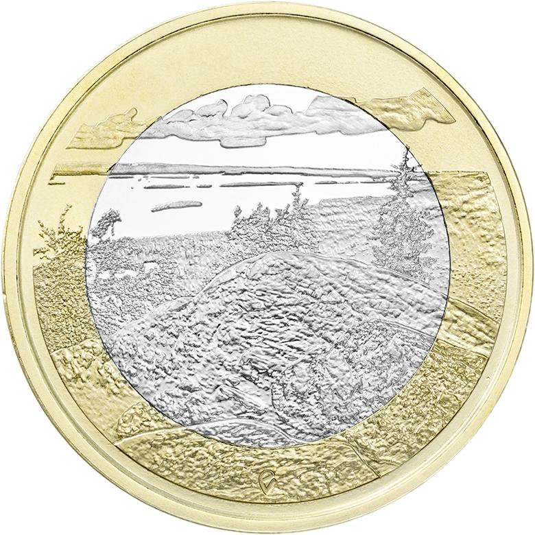 5 Euron Kolikko