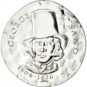 10 Euro 2018, France, Women of France, George Sand