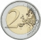 2 Euro 2016, Schön# 1579, France, 100th Anniversary of Birth of François Mitterrand