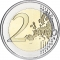 2 Euro 2015, KM# 2256, France, 70th Anniversary of Peace in Europe