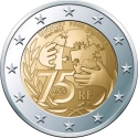 2 Euro 2021, France, 75th Anniversary of UNICEF