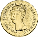 50 Euro 2018, France, Women of France, Empress Joséphine