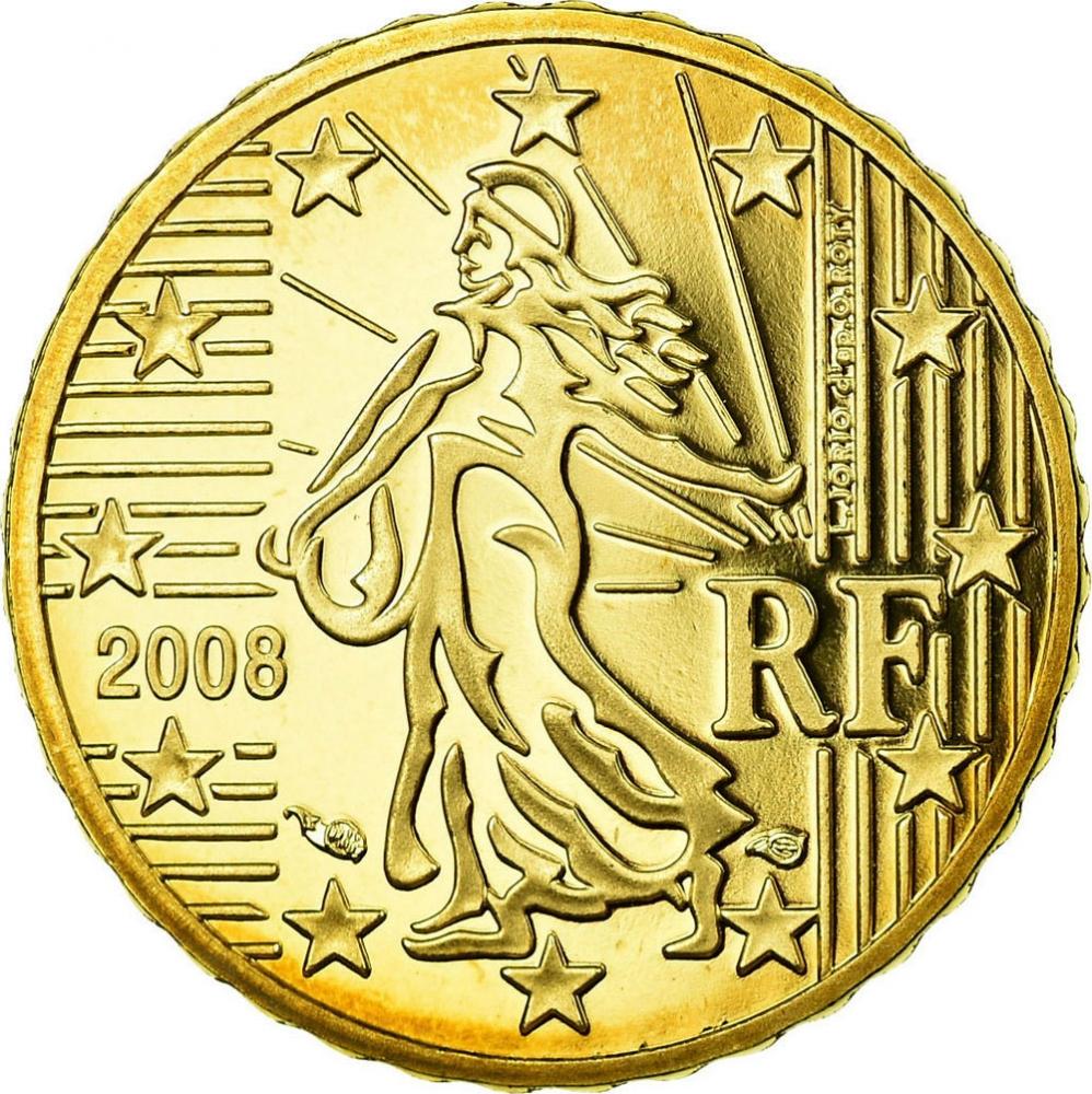 10 euro cent france 2007 2019 km 1410 coinbrothers catalog. Black Bedroom Furniture Sets. Home Design Ideas