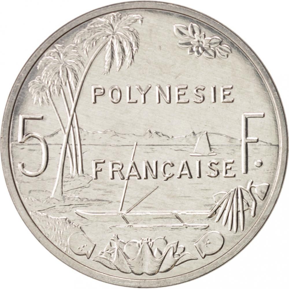 Тихоокеанский франк — Википедия