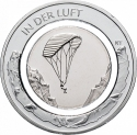10 Euro 2019, Germany, Federal Republic, Air Moves, In the Air