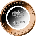 10 Euro 2020, Germany, Federal Republic, Air Moves, On the Land