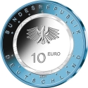 10 Euro 2021, Germany, Federal Republic, Air Moves, On the Water