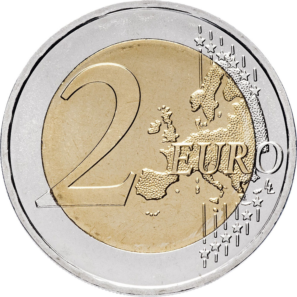 2 Euro 2008, KM# 261, Germany, Federal Republic, German Federal States, Hamburg