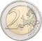 2 Euro 2022, Germany, Federal Republic, German Federal States, Thuringia
