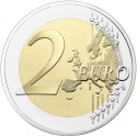 2 Euro 2019, Germany, Federal Republic, 30th Anniversary of the Fall of the Berlin Wall