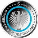 5 Euro 2020, Germany, Federal Republic, Climate Zones of the Earth, Subpolar Zone