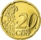 20 Euro Cent 2002-2007, KM# 211, Germany, Federal Republic