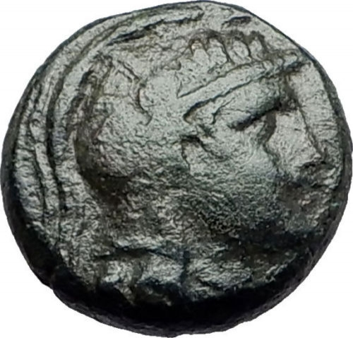 1 Dichalkon 158-149 BC, Sear# 1446, Macedon, Kingdom