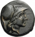 1 Tetrachalkon 277-239 BC, SNG_M# 1089-1090, Macedon, Kingdom, Antigonus II Gonatas