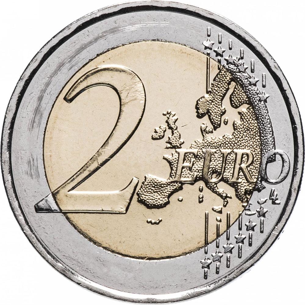 "Greece 2019 2 Euro /""100 Anniversary  birth Manolis Andronikos/"""