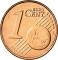 1 Euro Cent 2002-2020, KM# 181, Greece