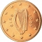 5 Euro Cent 2002-2019, KM# 34, Ireland
