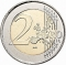 2 Euro 2005, KM# 245, Italy, 1st Anniversary of the Signing of the European Constitution