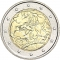 2 Euro 2008, KM# 301, Italy, 60th Anniversary of the Universal Declaration of Human Rights