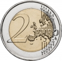 2 Euro 2018, Italy, 60th Anniversary of the Italian Ministry of Health