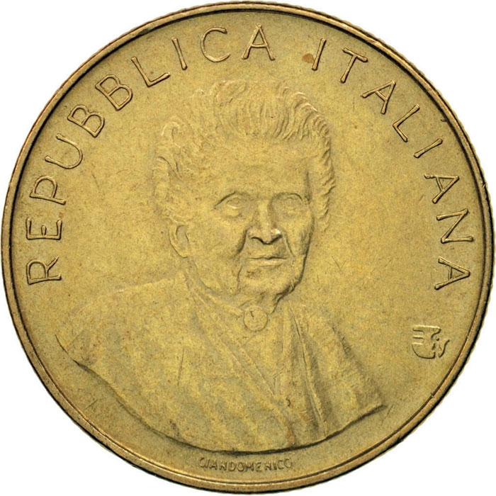 200 Lire 1980, KM# 107, Italy, Food and Agriculture Organization (FAO), International Women's Year