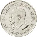 1 Shilling 1969-1978, KM# 14, Kenya
