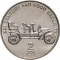 2 Chon 2002, KM# 197, Korea, North, Food and Agriculture Organization (FAO), Vintage Car