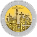 2 Euro 2020, Lithuania, Hill of Crosses
