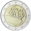 2 Euro 2013, KM# 149, Malta, Constitutional History, Establishment of Self-Government in 1921